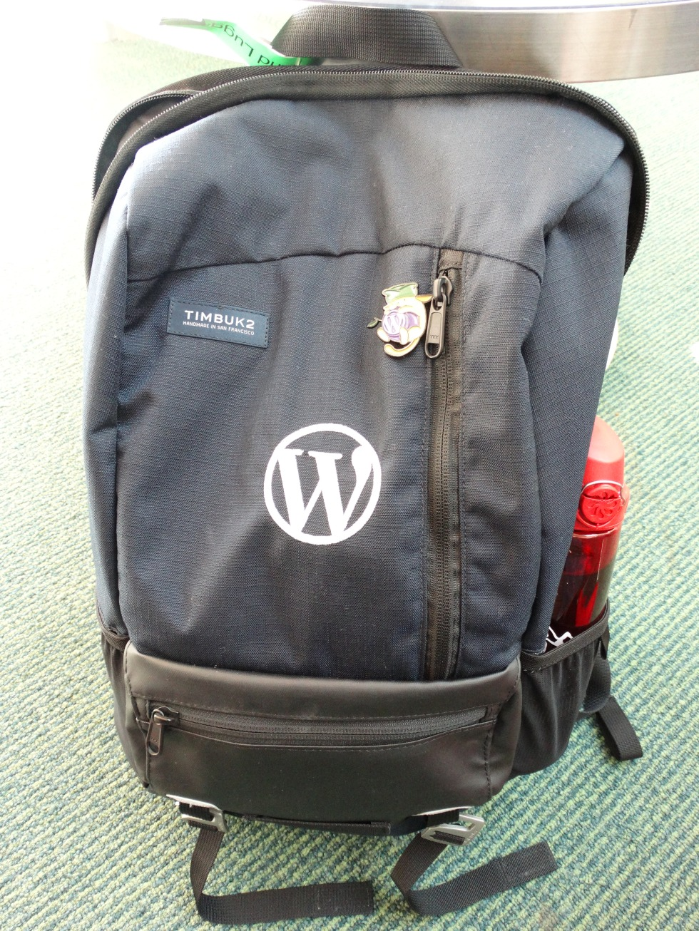 Chait's Timbuk2 Bag